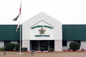 COLUMBIA COUNTY SHERIFF'S ADMINISTRATION OFFICE