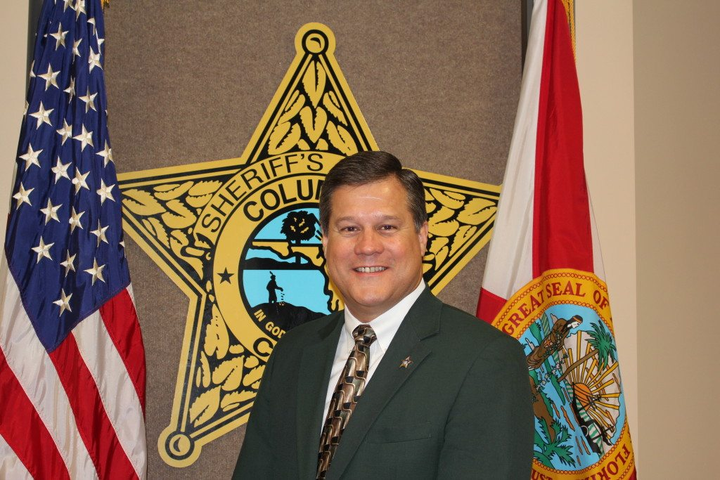 SHERIFF MARK A. HUNTER (NPA)