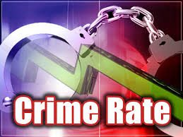 Crime Rate is Down in Columbia County