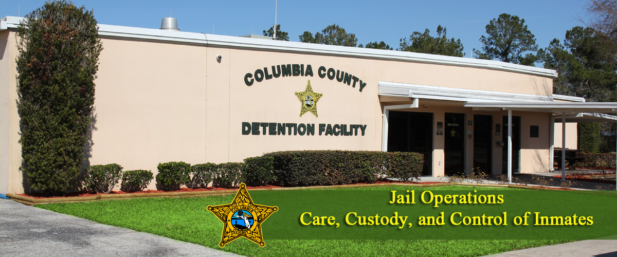 Columbia County, FL - Sheriff's Office - Sheriff Mark Hunter